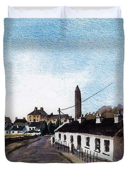 Killala Village Mayo Duvet Cover