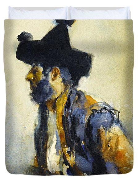 King Of The Gypsies Duvet Cover