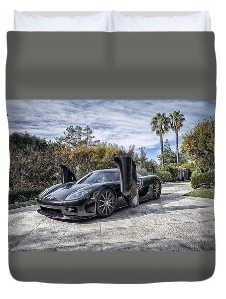 Koenigsegg Ccx Duvet Cover