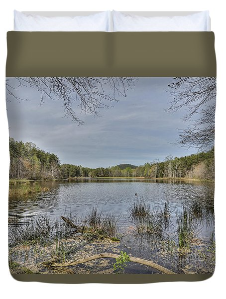 Lakeview Duvet Cover