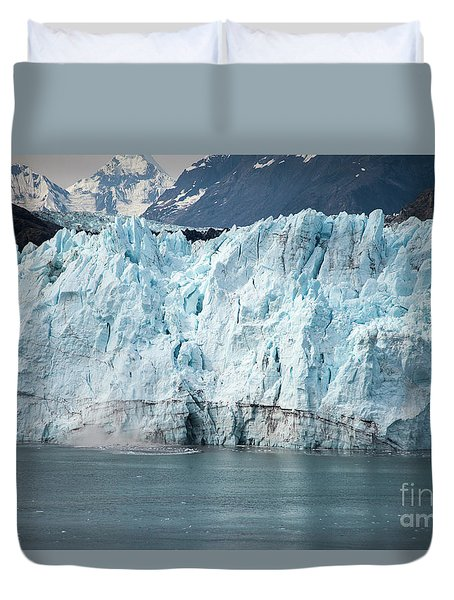 Lamplugh Glacier Duvet Cover