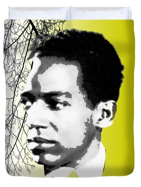 Langston Hughes Duvet Cover