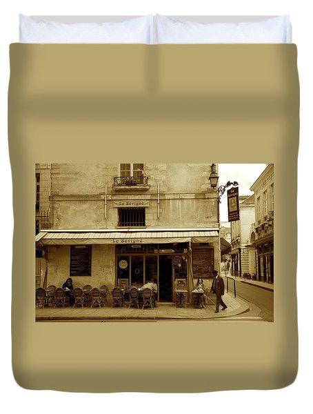 Le Sevigne Duvet Cover