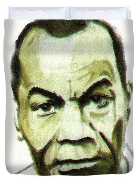 Leon Gontran Damas Duvet Cover