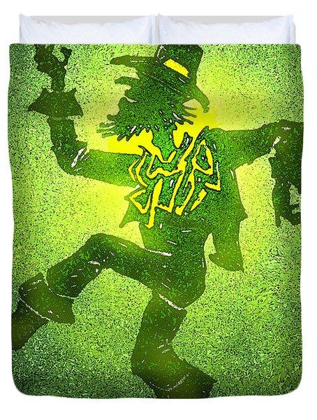Leprechaun Duvet Cover