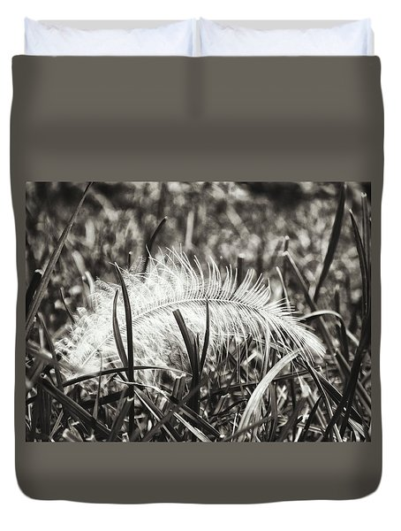 Little Feather Duvet Cover