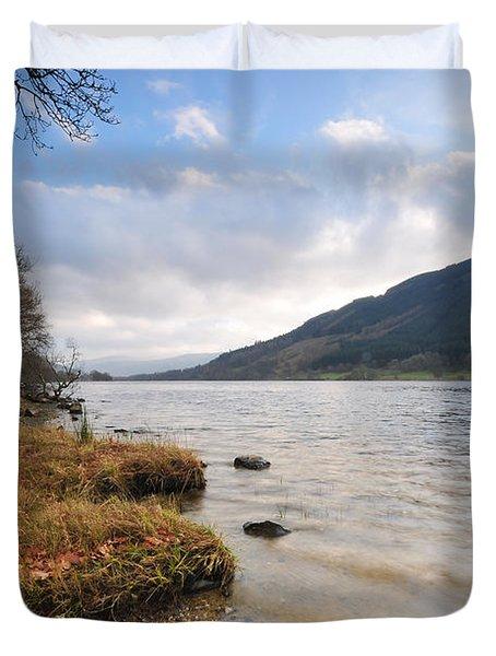 Loch Morlich Duvet Cover