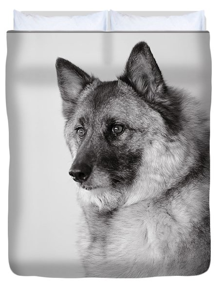 Dog Loki Duvet Cover