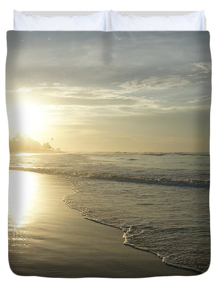Long Beach Kogalla Duvet Cover