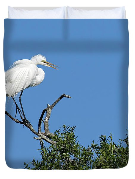 Looking For Love Duvet Cover