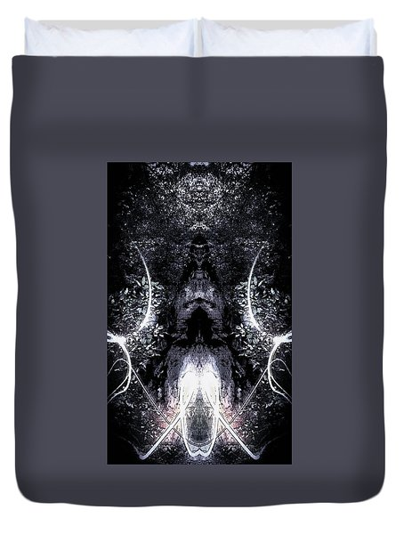 Lovely Lilith  Duvet Cover by Kimberly  W