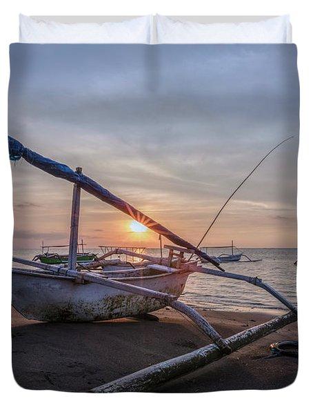 Lovina - Bali Duvet Cover