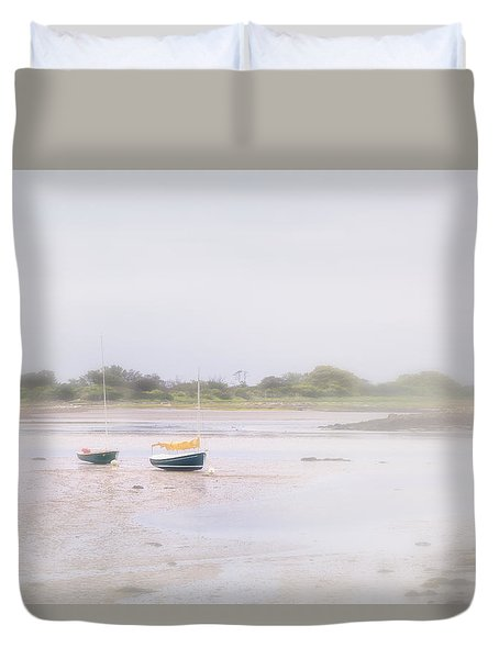 Low Tide Duvet Cover by Denis Lemay