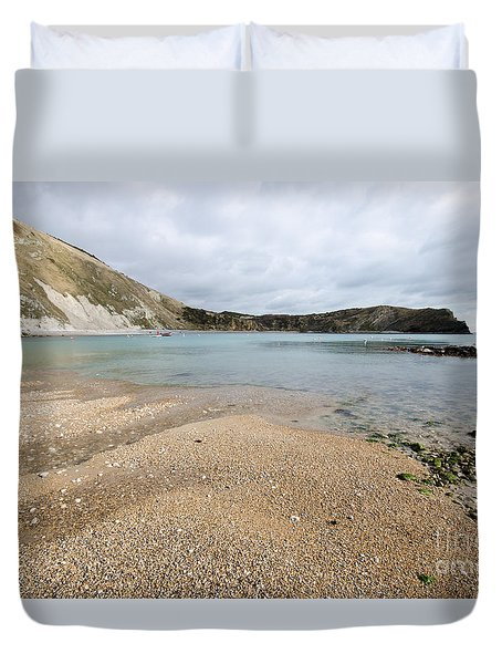 Lulworth Cove Duvet Cover