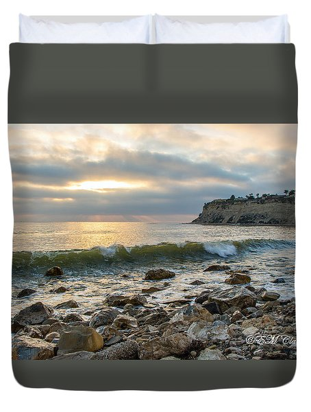 Lunada Bay Duvet Cover