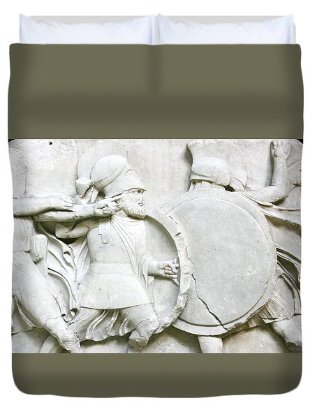 M# Duvet Cover by MGhany