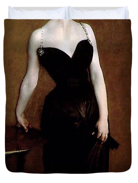 Madame X Duvet Cover