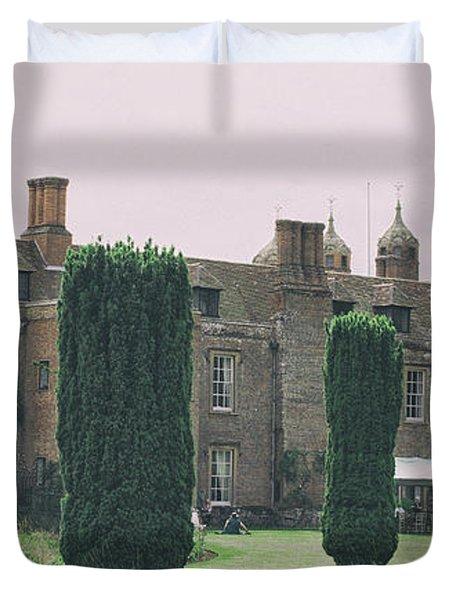 Melford Hall Duvet Cover