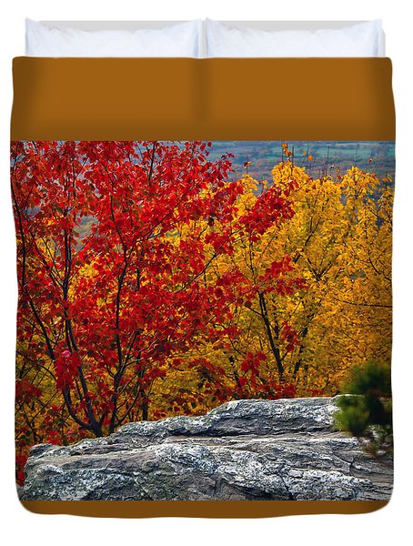 Mellow Time Duvet Cover