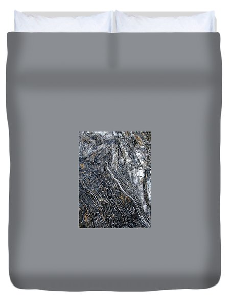 Metamorphic Duvet Cover