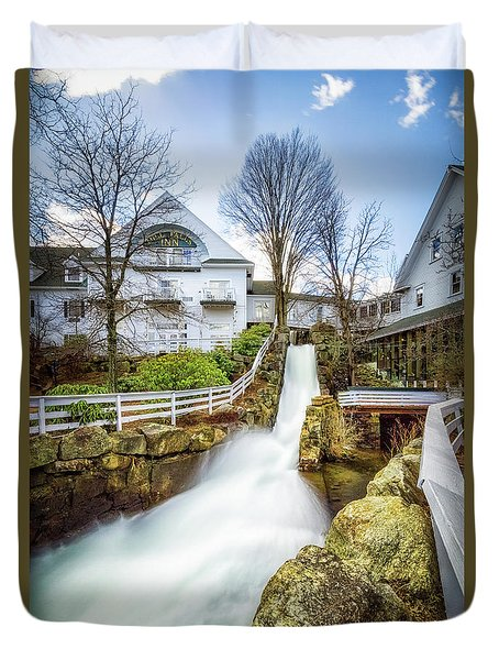 Mill Falls Duvet Cover