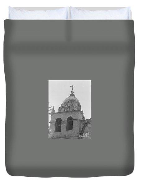 Mission Carmel Duvet Cover