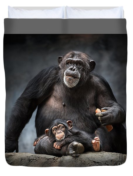 Mommy Pillow Duvet Cover