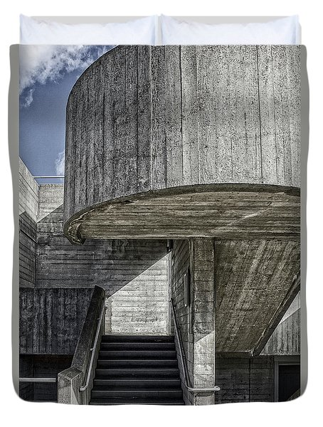 Royal National Theatre, London Duvet Cover