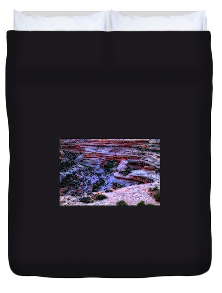 Natural Bridges National Monument Duvet Cover