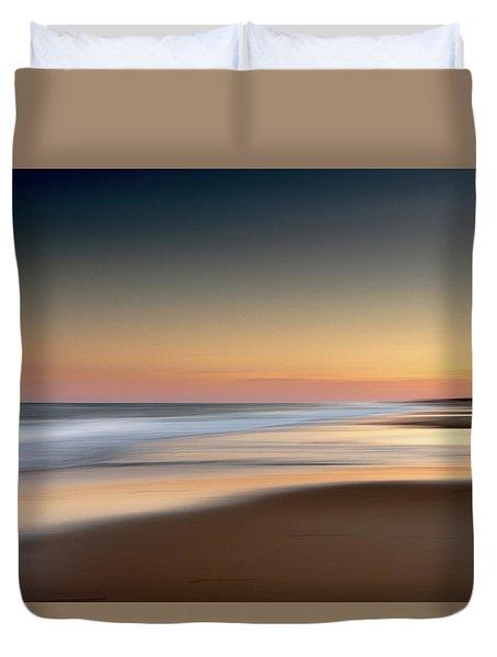 Nauset Beach 6 Duvet Cover