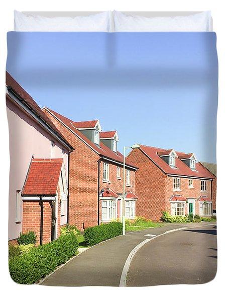 New Build Homes Duvet Cover