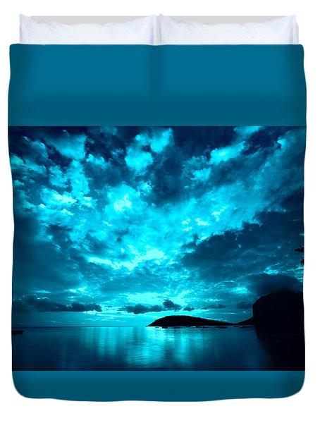 Nightfall Duvet Cover