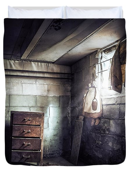 No Escape 2 Duvet Cover