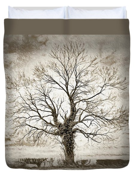 Nursery Lane Resident Duvet Cover