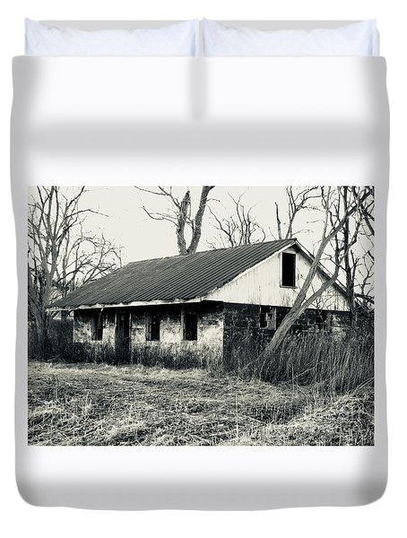 Old Homestead 2 Duvet Cover