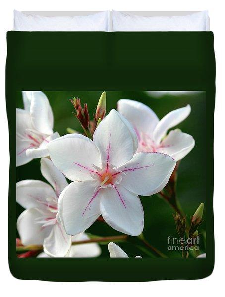 Oleander Harriet Newding  2 Duvet Cover