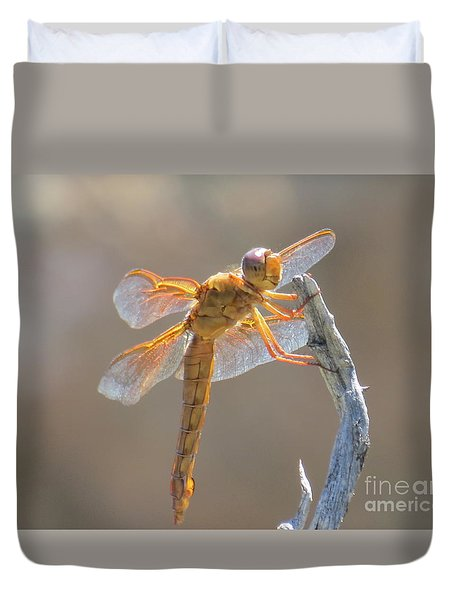 Dragonfly 5 Duvet Cover