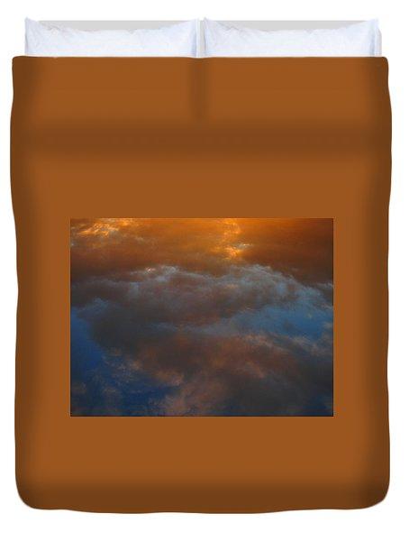 Orbit Duvet Cover