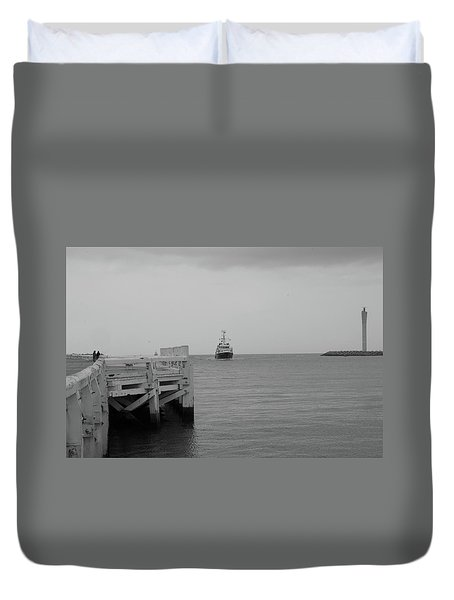 Ostend 2 Duvet Cover