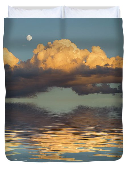 Passage Duvet Cover by Jerry McElroy