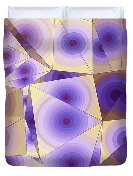 Passion Fruits Duvet Cover by Moustafa Al Hatter