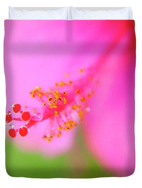 Pastel Droplets Duvet Cover