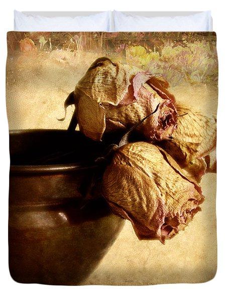 Patina Duvet Cover by Jessica Jenney