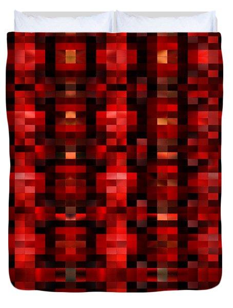 Pattern 43 Duvet Cover