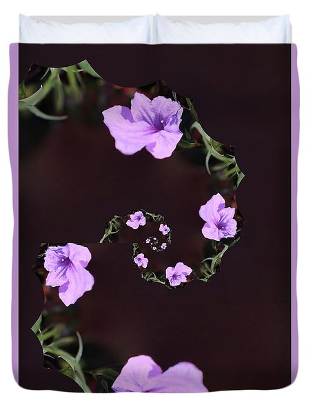 Duvet Cover featuring the photograph Phone Case by Debra     Vatalaro