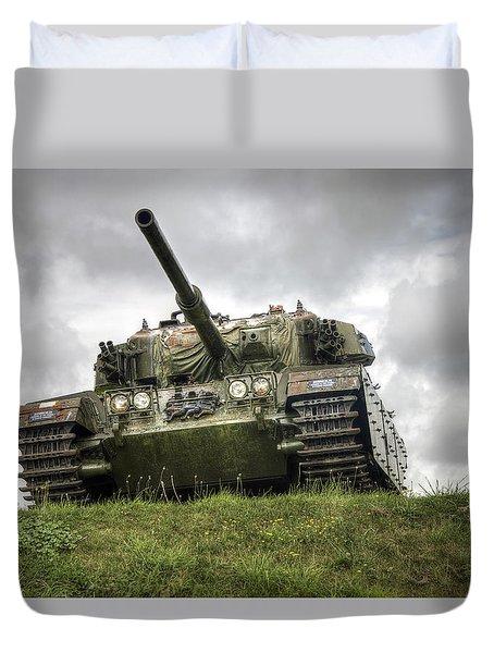 Tank Duvet Cover