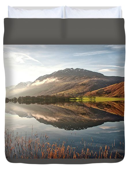 Scotland Nature Duvet Cover