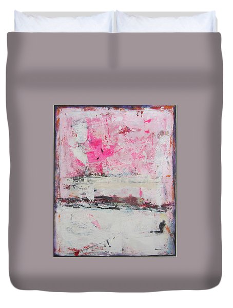 Pink About It 5 Duvet Cover