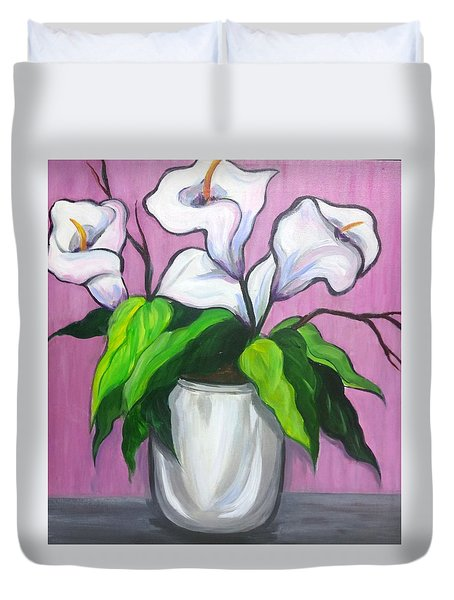 Pink Passion Duvet Cover