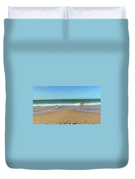 Playa El Ultimo Trolly Duvet Cover